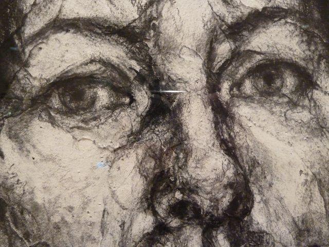 Alison Lambert, Self- Portrait (detail), via Flickr.