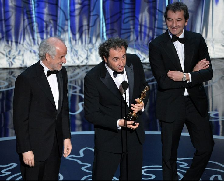 Paolo Sorrentino, La Grande Bellezza. Oscar 2014  © Getty Images http://bit.ly/1kTYWtX