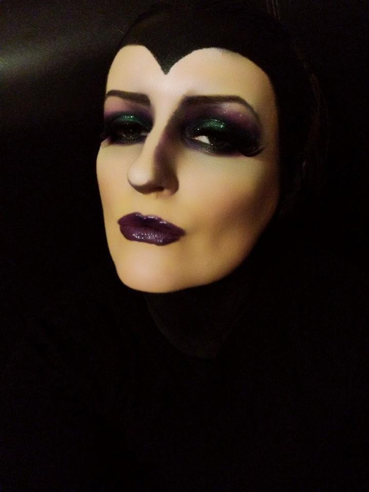 evil queen makeup - 720×960
