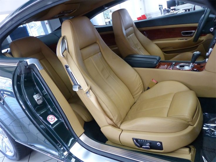 2005 Bentley Continental GT 2 Dr Turbo Coupe - $47,527 / 37K Miles