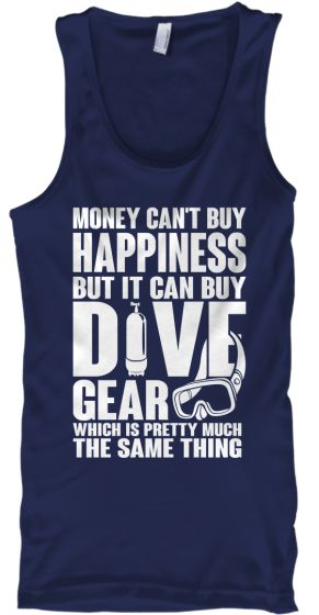 Dive Gear! Ltd Edition Top | Teespring