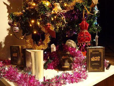 Il filo di Erica: Un buon Natale tenebroso con Jennifer Radulović
