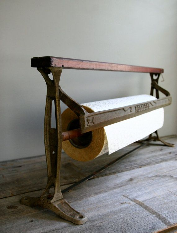 butcher paper cutter Paper roll cutter is easy to assemble and mount to countertop, wall, or under a countertop 38 l x 7 w x 8 h holds our butcher and dual surface rolls accommodates 9 diameter roll with 3 core.