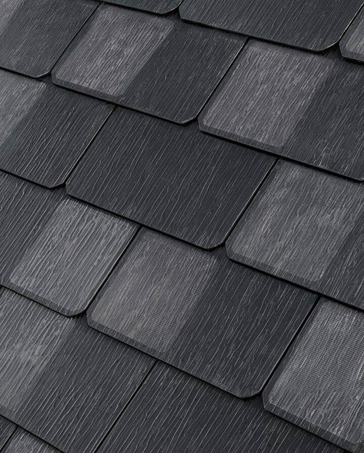 Tesla Launches The First Truly Tasteful Solar Roof Tiles Solar Roof Tiles Solar Panels Roof Solar Tiles
