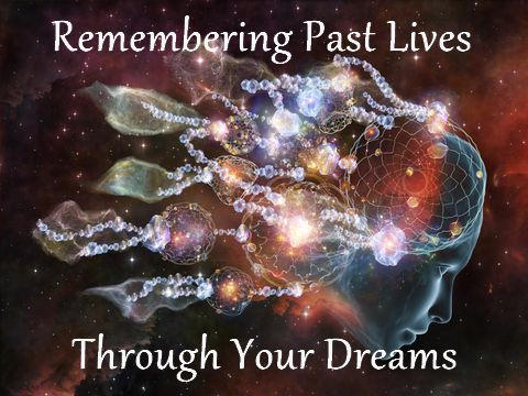 Remembering Past Lives Through Your Dreams | IntuitiveJournal. Have you ever wondered if recurring dreams are a sign of a past life incarnation? Often our dreams give us clues to remembering past lives. Almost all of us here on Earth have lived at least one other past life, and chances are if you are here reading this page, you have more than likely had glimpses of your past that seem just out of reach. http://www.intuitivejournal.com/remembering-past-lives-through-your-dreams/