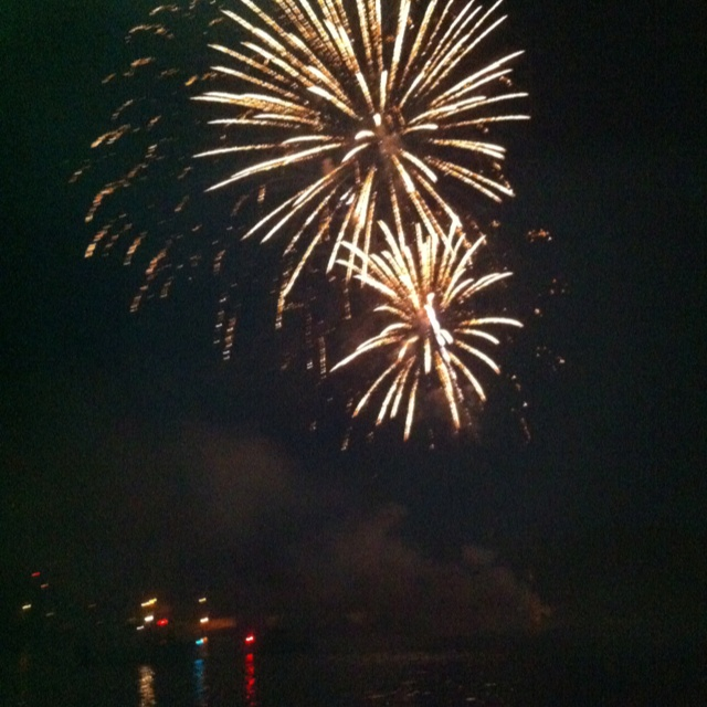 Parry Sound Canada Day 2012