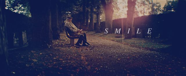 "Smile by Misko Iho. Director Misko Iho  ""Nothing is permanent in this wicked world...not even our troubles"""
