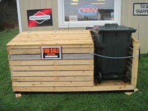 Garbage Bin Amp Compost Bin Nova Scotia Outdoor Tools