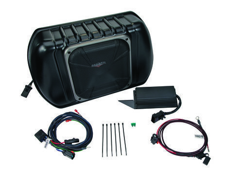 KICKER SubStage Powered Subwoofer Upgrade Kit for 2006-2010 Jeep Wrangler, Four-Door