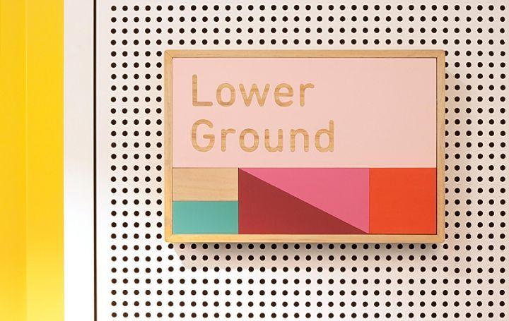 Signage system for Childcare Center by Design by Toko, Sydney – Australia » Retail Design Blog