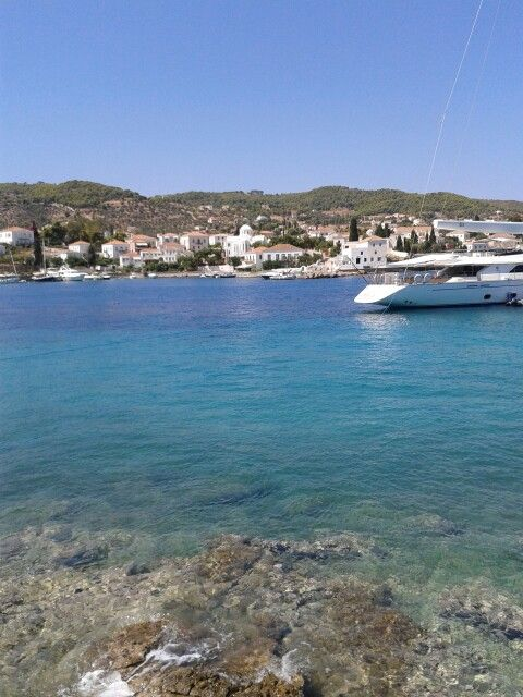#Spetses #island #Greece