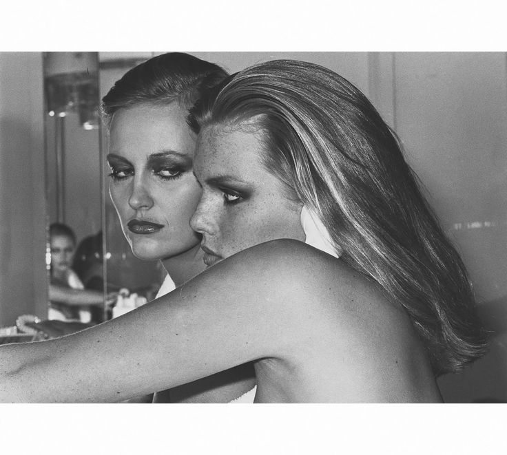 Patti Hansen and Winnie Hollman | © Pleasurephoto