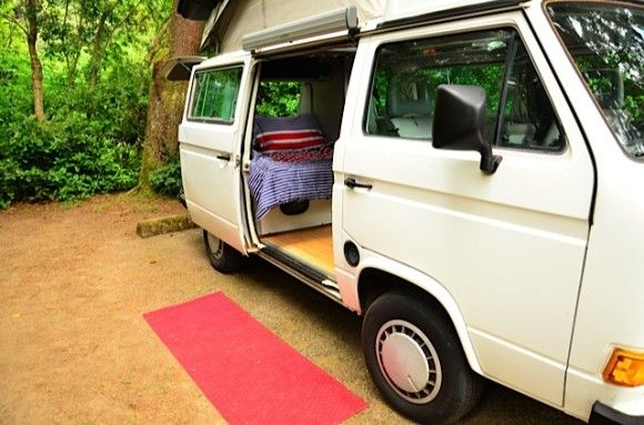 10 Top VW Glamping Tips | Reluctant Entertainer