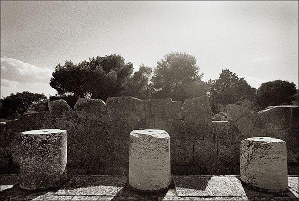 Ραμνούντας, Rhamnous, Attica, Greece