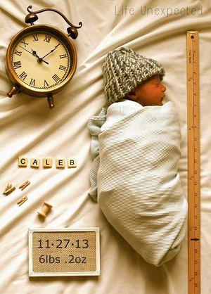 海外の可愛い過ぎる「出産報告カード」のアイデア特集! - NAVER まとめ