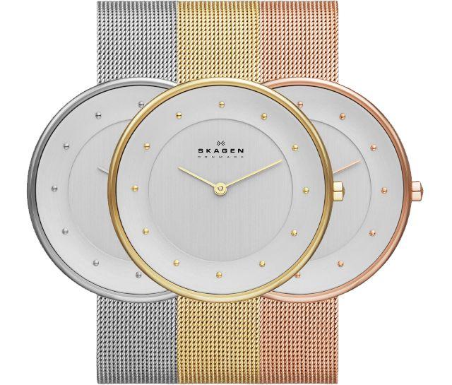 Objeto del deseo: Relojes SKAGEN