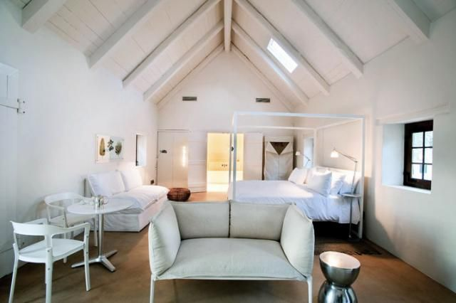 Steal This Look: Bedroom at Babylonstoren : Remodelista