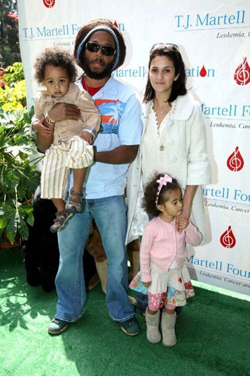 Bob Marley Sons Names | ZIGGY MARLEY AND FAMILY » Black Celebrity Kids