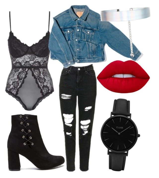 """Untitled #145"" by oliviasjstad on Polyvore featuring Balenciaga, CLUSE and Accessorize"