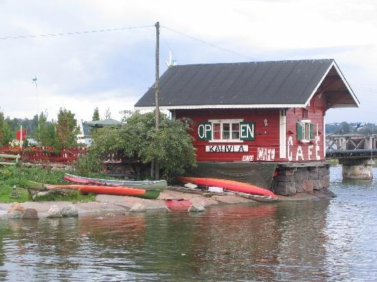 Cafe Regatta, Merikannontie 10, Helsinki