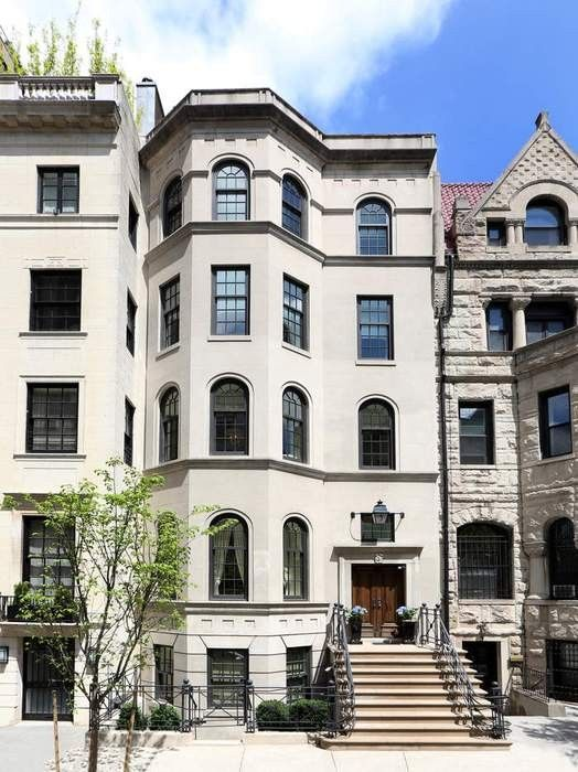 Fabulous Pin By Crystal R On Nyc New York Townhouse Manhattan Download Free Architecture Designs Momecebritishbridgeorg