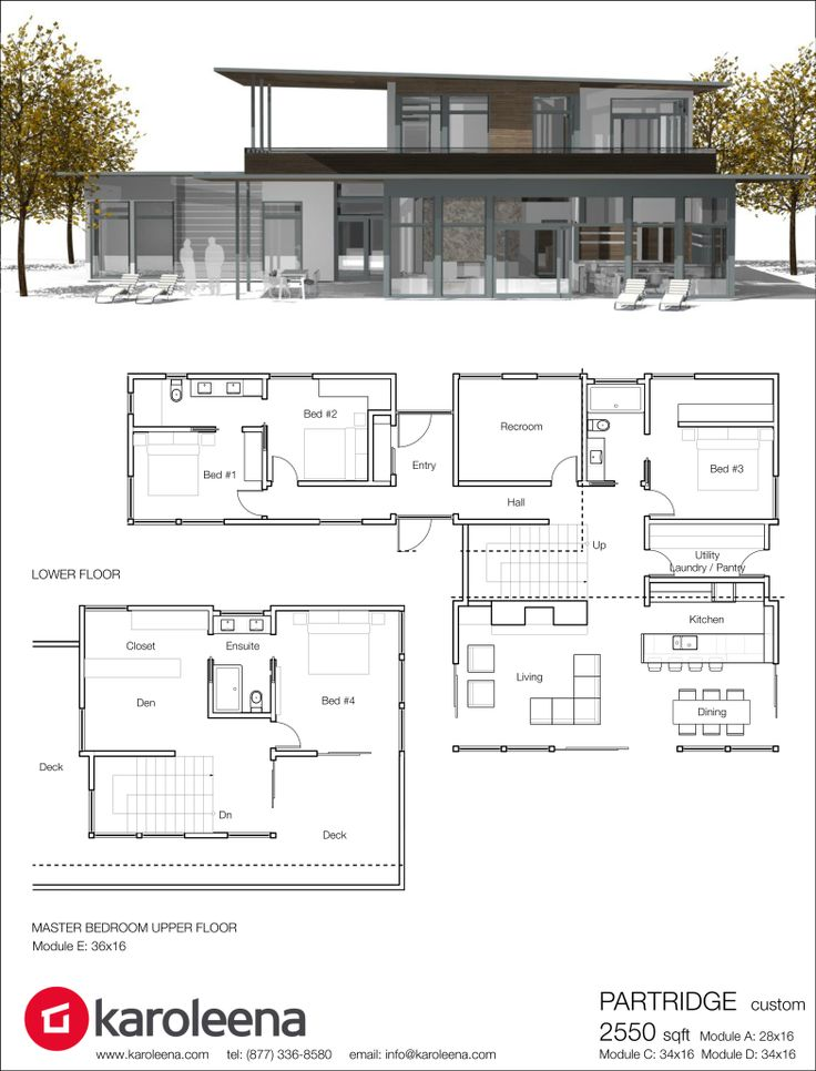 Check Out These Custom Home Designs. View Prefab And Modular Modern Home  Design Ideas By Part 65