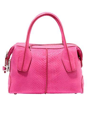Tod's pink purseDesigner Handbags, Harpers Bazaars, Design Handbags, Online Outlets, Burberry Handbags, Louis Vuitton Handbags, Polish Style, Pink Purses, Lv Handbags