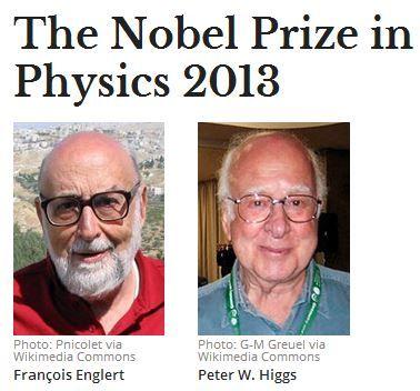 Premio Nobel de Fisica para Higgs y su Boson - Noticias Hoy