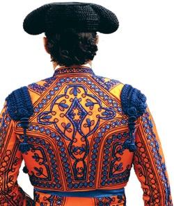 Torero dress