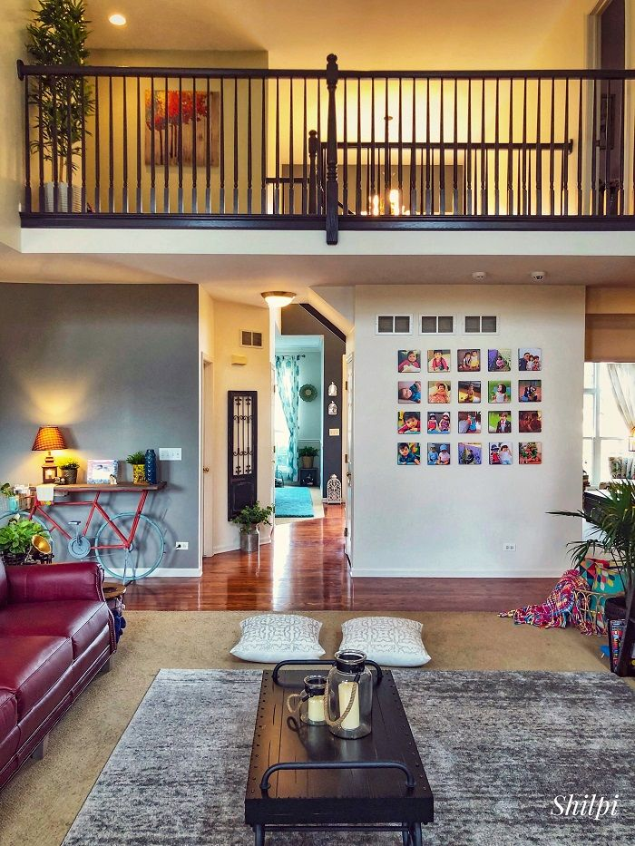 The Chaturvedis Transform Their Chicago Home From Drab To Fab