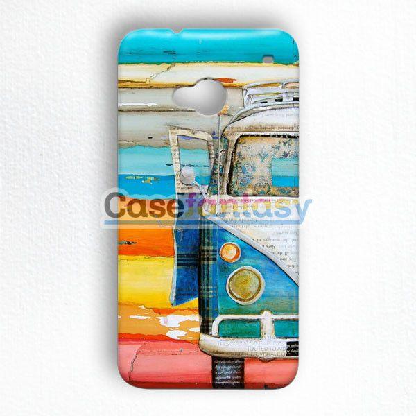 Vw Minibus Volkswagen HTC One M7 Case   casefantasy