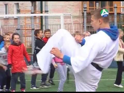 11 01 2018 Асбестовкий детско-подростковый центр победитель Всероссийско...