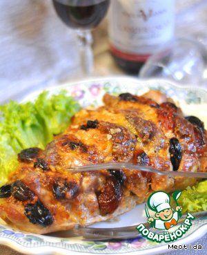 """Свининка """"Божественный вкус"""" - кулинарный рецепт"""