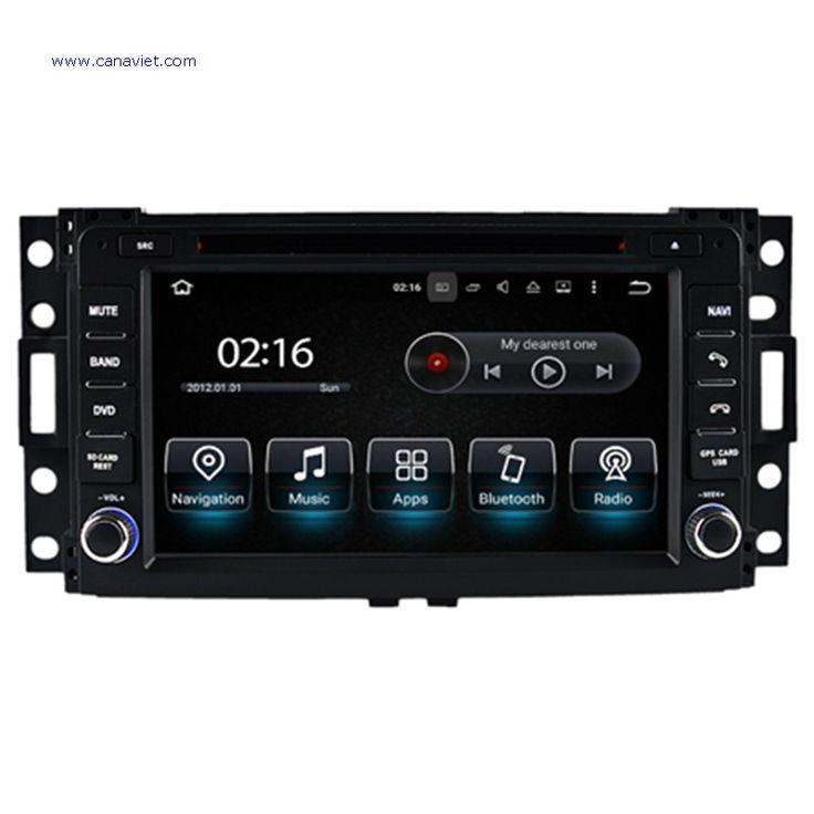 android autoradio headunit car stereo radio audio dvd gps navigation head unit car multimedia gps hummer h3 2006 2007 2008 2009