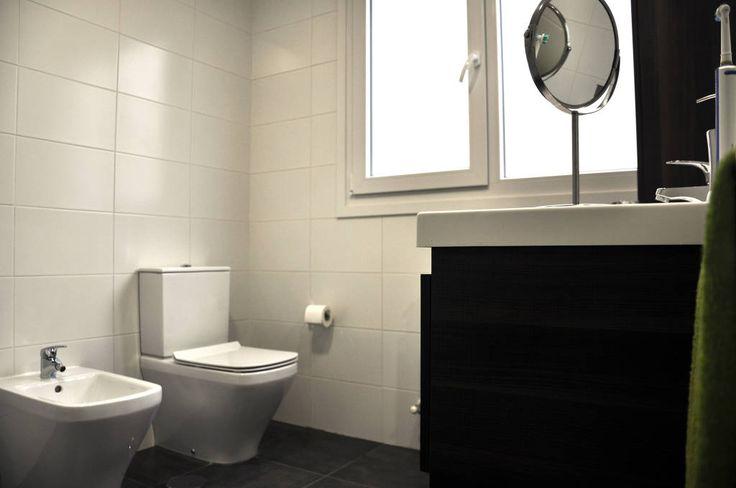 Casa prefabricada Cube  75 m2 - Baño (de Casas Cube)