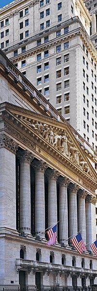 NYC. Wall Street