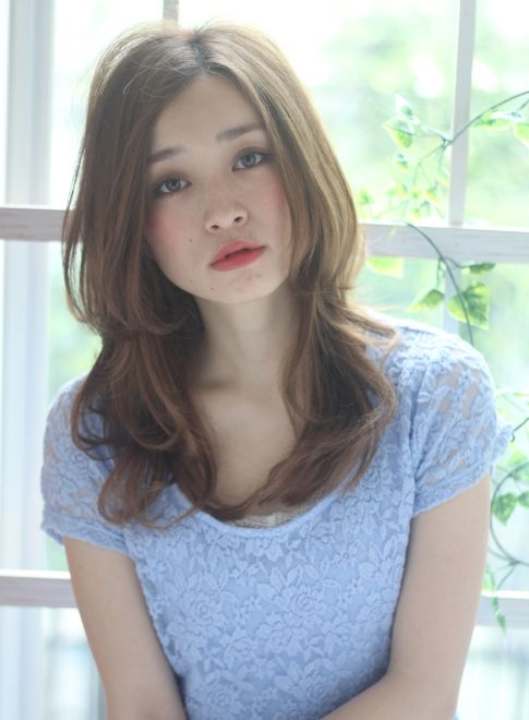 大人愛されロング 【K-two GINZA・QUEEN'S GARDEN】 http://beautynavi.woman.excite.co.jp/salon/26811?pint ≪ #longhair #longstyle #longhairstyle #hairstyle ・ロング・ヘアスタイル・髪型・髪形・セミロング≫