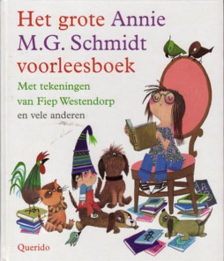 Annie M.G. Schmidt - VOF De Kunst - De Annie M.G. Schmidt Luisterboekenbox