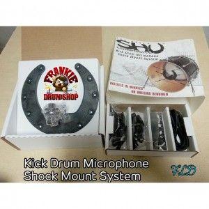 Accessories Kelly Hsu ShockMountSystem KickDrumMicrophone