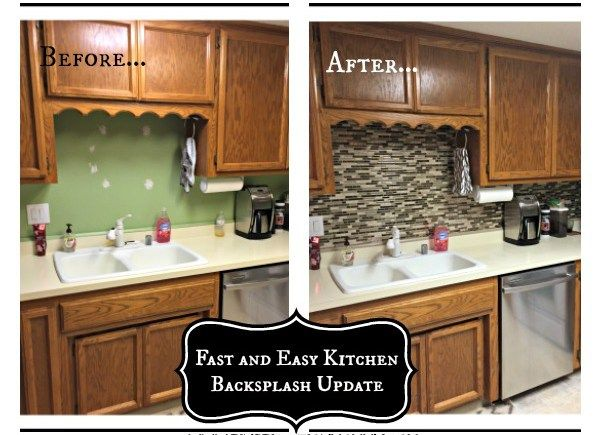Kitchen Backsplash Vinyl best 20+ vinyl tile backsplash ideas on pinterest | easy kitchen