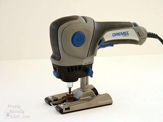 Tool Tutorial Friday – Using a Dremel TRIO | Power tool tutorial | Pretty Handy … – DIY Tutorials