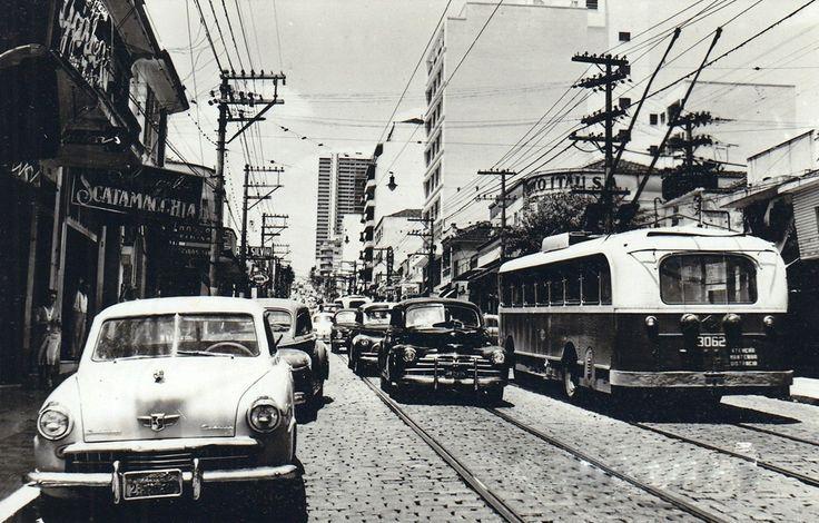 Rua Augusta, São Paulo 60's