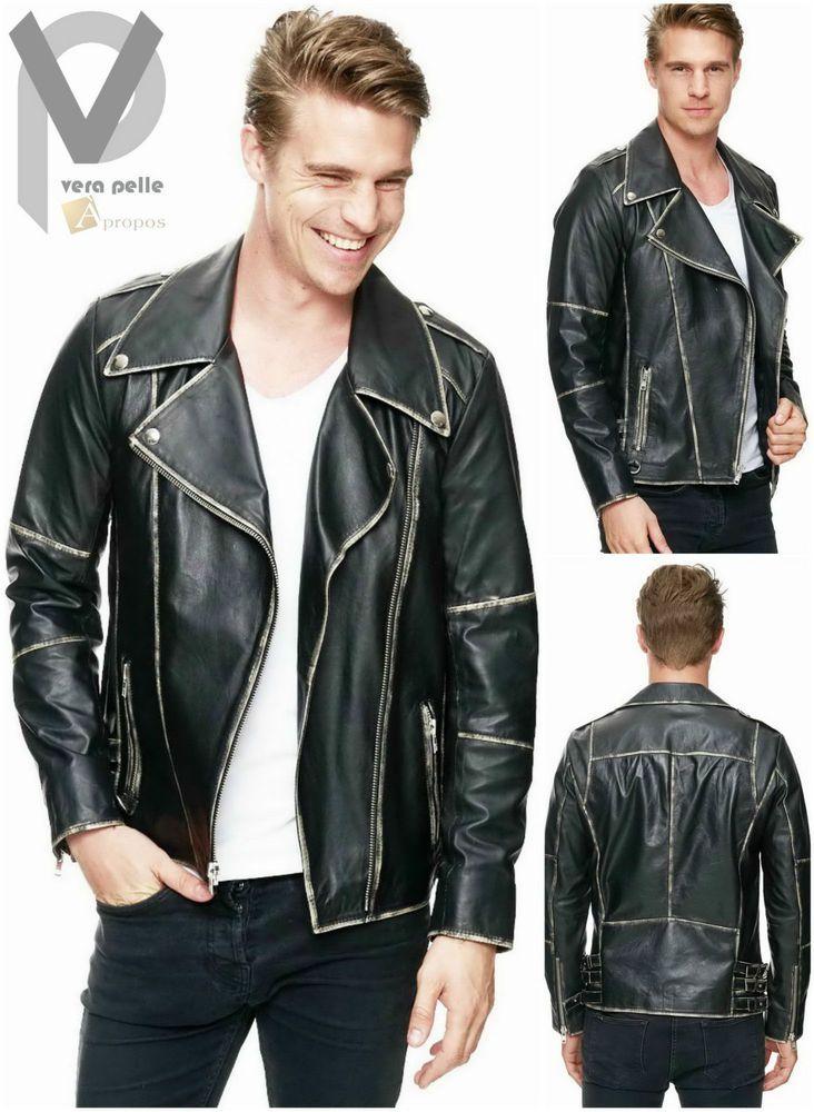 1000 ideas about lederjacke herren on pinterest men 39 s leather jackets herren jacke and. Black Bedroom Furniture Sets. Home Design Ideas