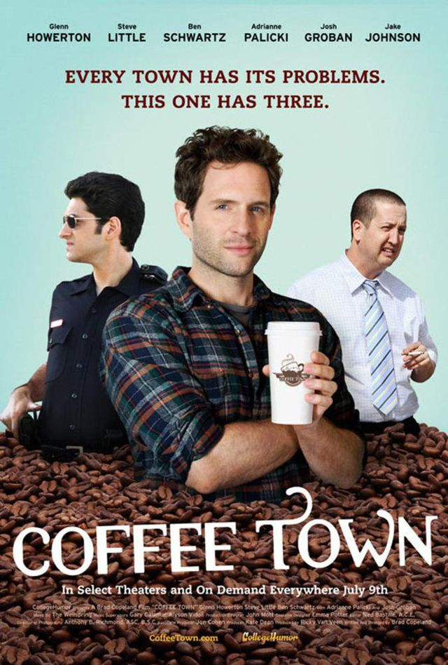 Coffee Town, The First Feature Film by CollegeHumor