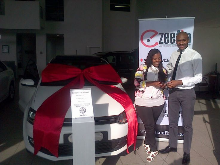 We have another delivery Congratulations to Miss Lungile Mvundla on her brand new VW Polo 1,4 Comfort line.  We wish you well on your journey.