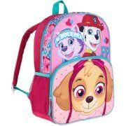 Paw Patrol Pup Heroes Kids Backpack