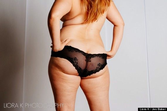 A photographer captures the beauty of what real women's bodies look like. This is what the 95% of us look like and we should be proud of our diversity.
