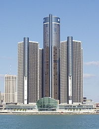 Renaissance Center Detroit, Michigan