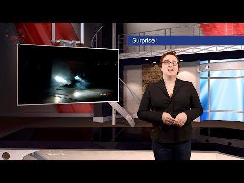 Tesla Semi, Tesla Roadster 2, Faraday Future's Future, - TEN Future Transportation News - YouTube