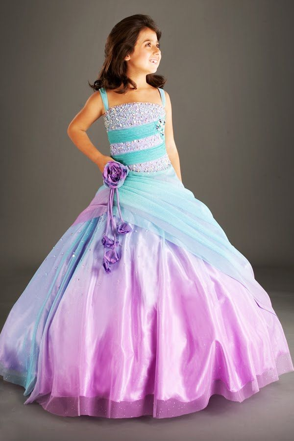 Girls Formal Dresses Clearance | ... angels girls pageant dresses party time formals pageant dresses